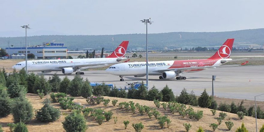 THY İran'a Uçuşları Durdurdu
