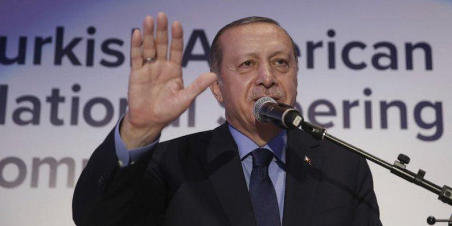 Erdoğan: Referandum Sonucunu Tanımayacağız