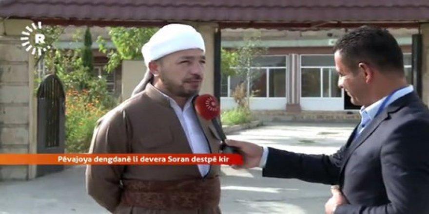 IKBY'de Bağımsızlık İçin Camilerde Sala Okundu