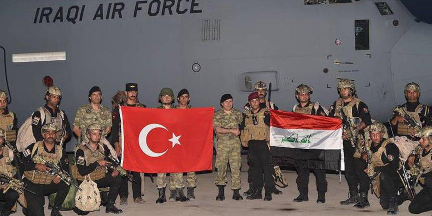 TSK İle Bağdat Rejimi Sınırda Ortak Tatbikat Yapacak