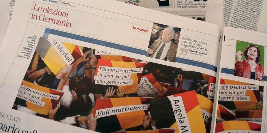 Almanya'da Irkçı Partinin Yükselişi Avrupa Basınında Nasıl Yorumlanıyor?