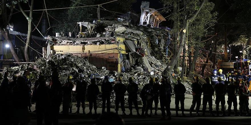 Meksika'daki Deprem: Can Kaybı Sayısı 325'e Yükseldi
