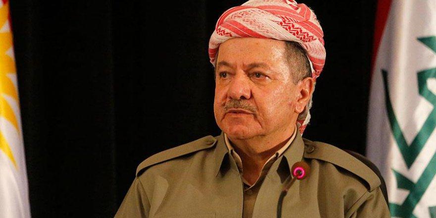 Mesut Barzani'den Referandum Açıklaması
