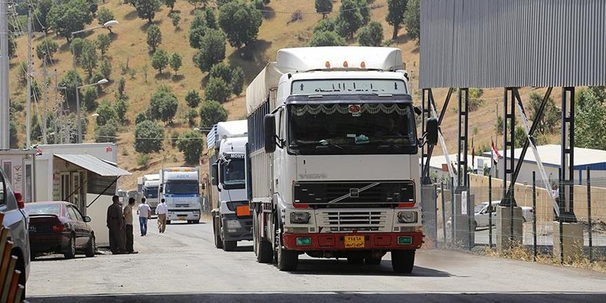 """""""İran IKBY ile Olan Kara Sınırını Kapatmadı"""""""
