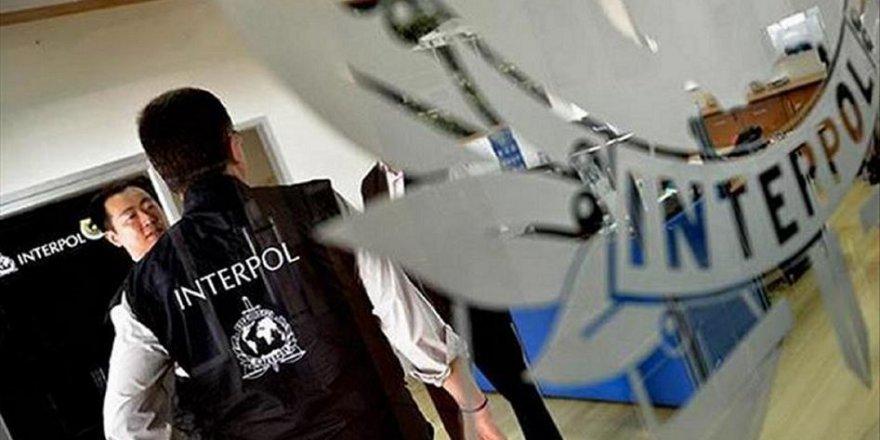 Filistin INTERPOL'e Üye Oldu