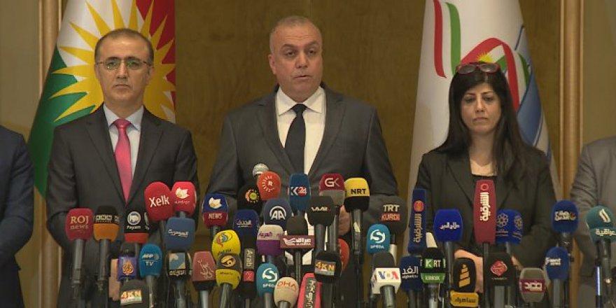 Irak Kürdistanı'ndaki Referandum Sonuçları Açıklandı