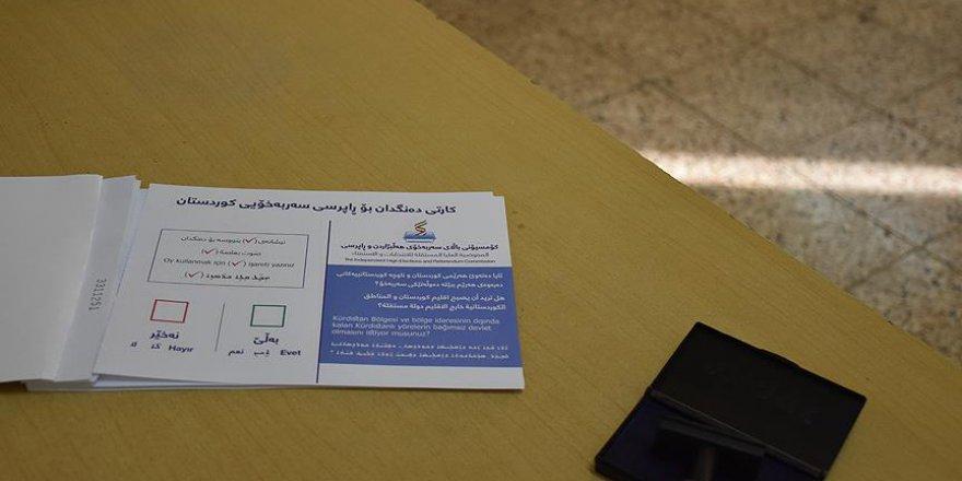 Bağdat Hükümeti Referandumu Düzenleyenler Hakkında Soruşturma Açtı