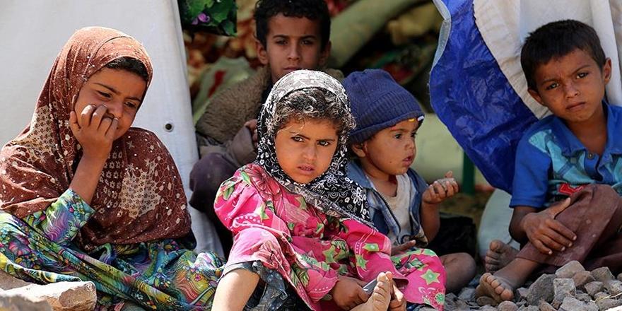 """""""Dünyanın En Büyük İnsani Krizi Yemen'de"""""""