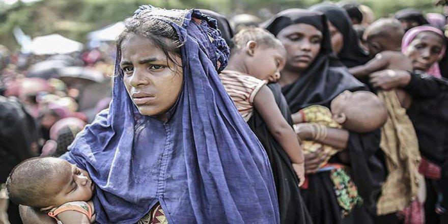 Uluslararası 18 Yardım Kuruluşundan Myanmar'a Çağrı