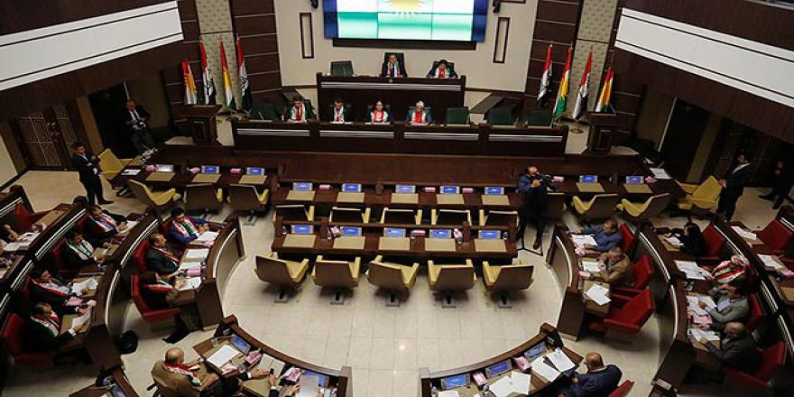 IKBY'den, Irak Parlamentosu Tarafından Çıkarılan Kararlara Ret