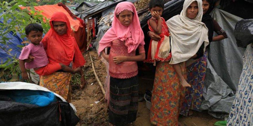 ABD: Myanmar'a Somut Yaptırımlar Uygulanmalı!