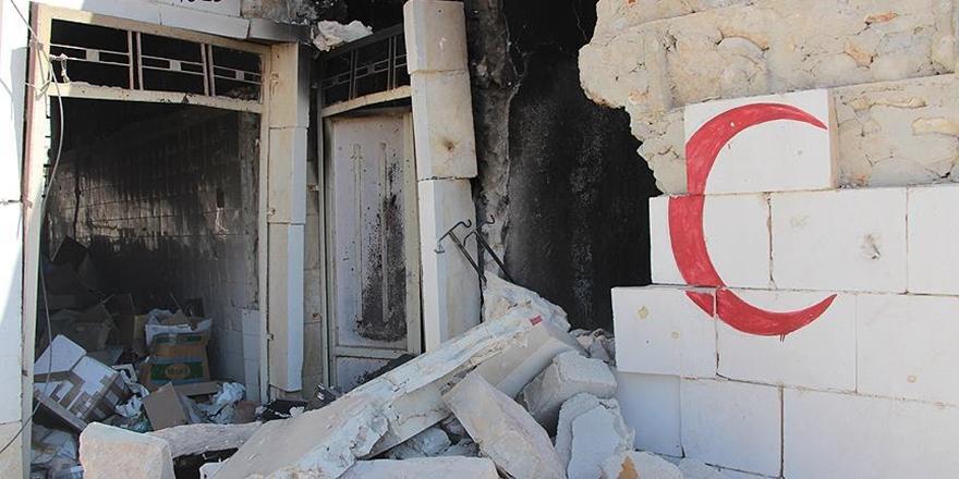 """""""İdlib ve Hama'daki Hava Saldırıları Sağlık Krizine Yol Açtı"""""""