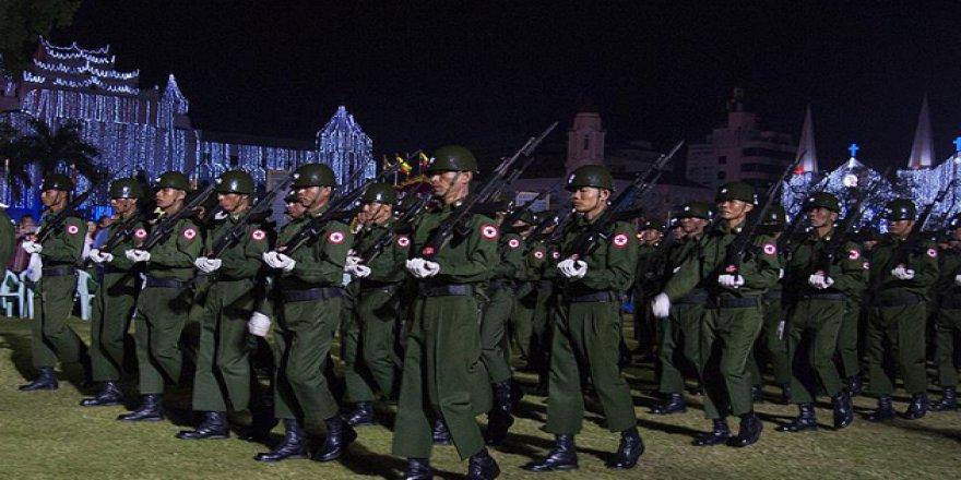 İsrail'in Myanmar'a Şaibeli Silah Satışı Yargıya Taşındı