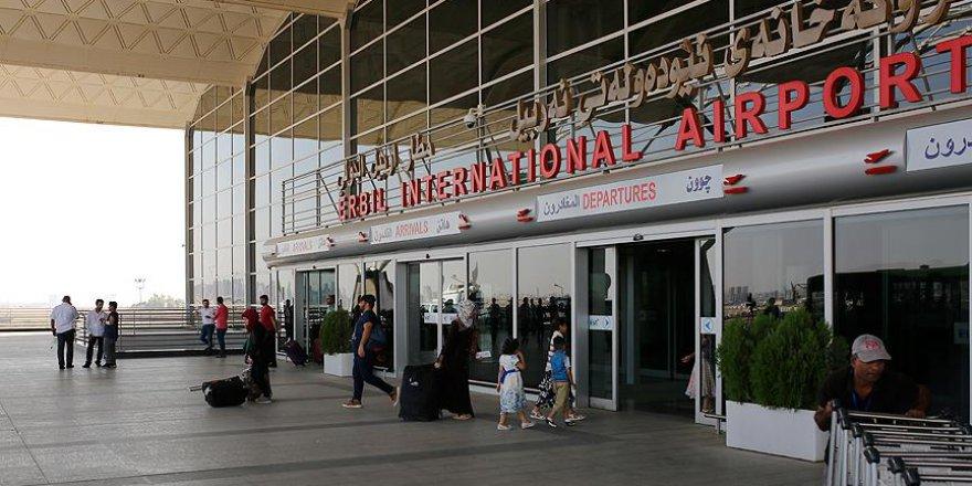 Erbil'de Uçuşların Durdurulması Kararı Yürürlüğe Girdi