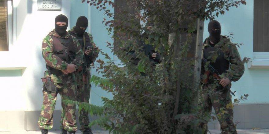 Rusya'da Bir Asker 3 Silah Arkadaşını Öldürdü