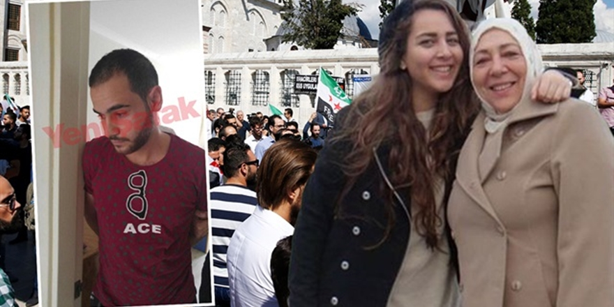 Suriyeli Gazeteci Anne-Kız Cinayetiyle İlgili Bir Gözaltı!