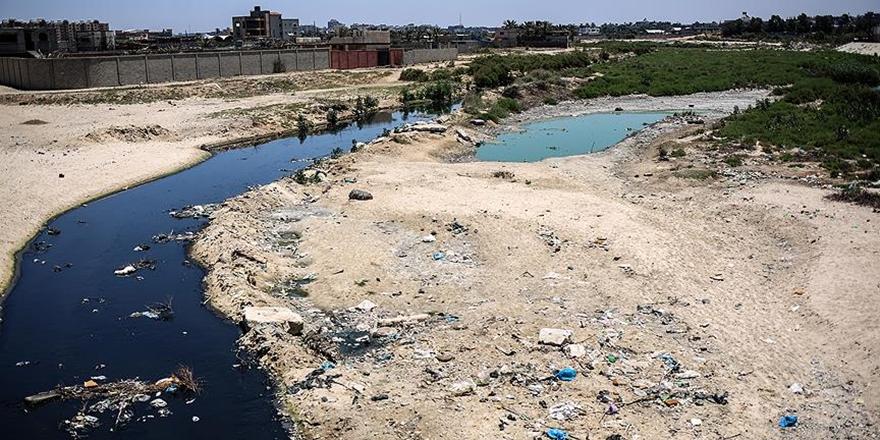 Gazze'deki Su Kirliliği Alarm Veriyor!