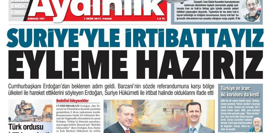 Erdoğan'ın Sözleri Şebbihaları Heyecanlandırdı!