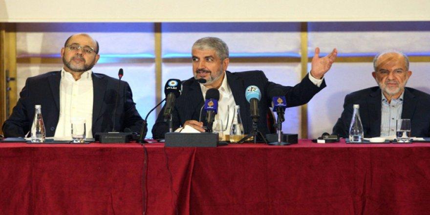 Hamas'tan 5 Fetih Mensubuna Af