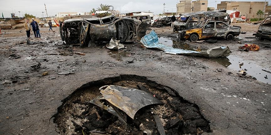 Irak'ta Koalisyon Konvoyuna Bombalı Saldırı