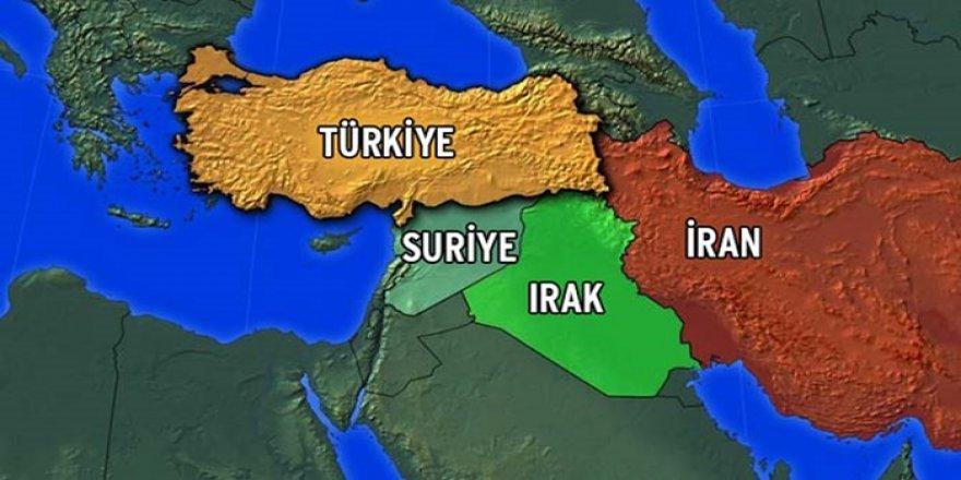 Irak'ı Suriye'yi Kim Neden Bölüyor?