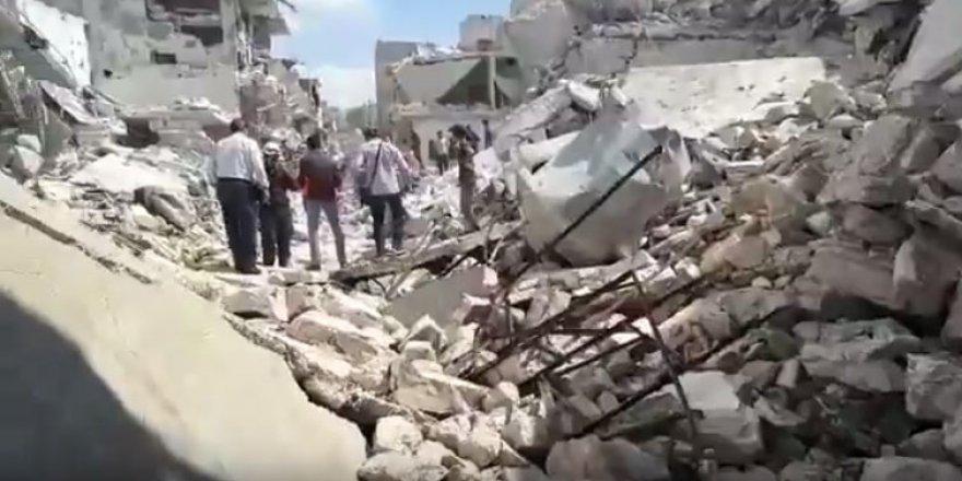 İdlib'den Acil Yardım Çağrısı