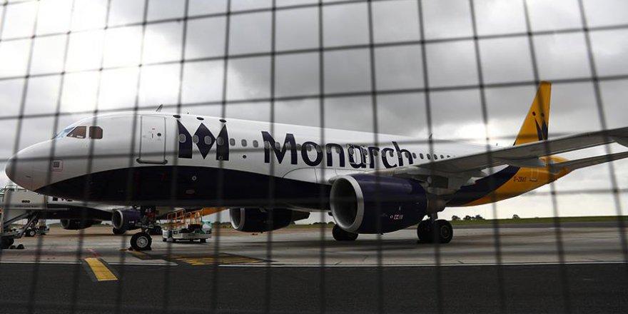 Birleşik Krallık'ın 50 Yıllık Havayolu Şirketi İflas Etti