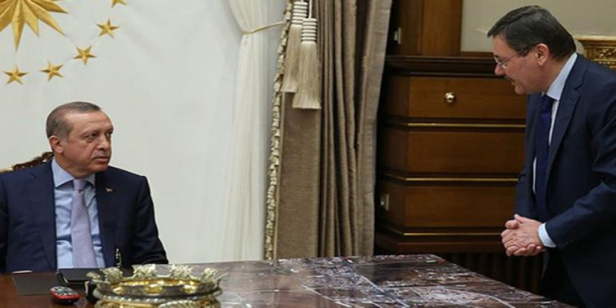 """""""Gökçek Erdoğan'ın İstifa Teklifini Kabul Etti"""""""