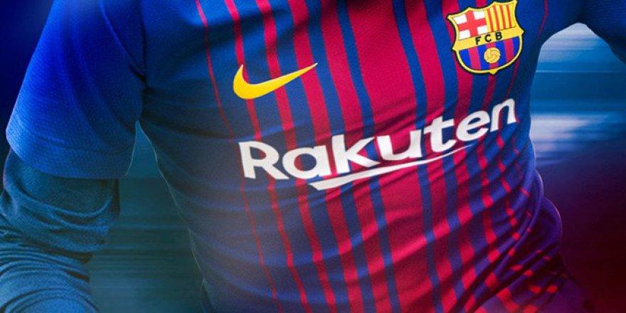 Barcelona Kulübünden Greve Destek