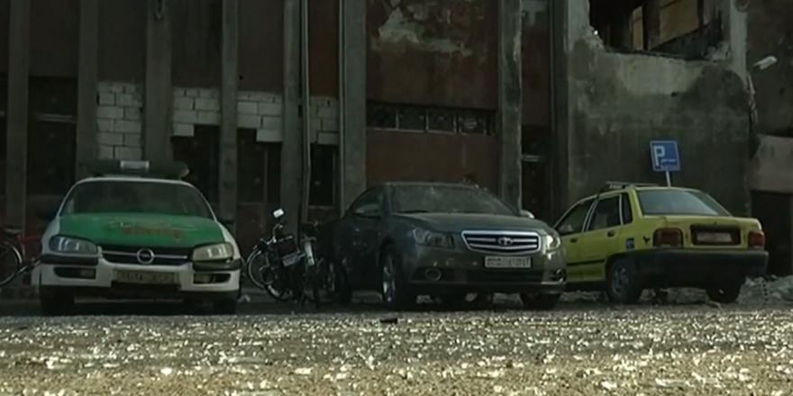 Şam'da Polis Merkezi Bombalandı