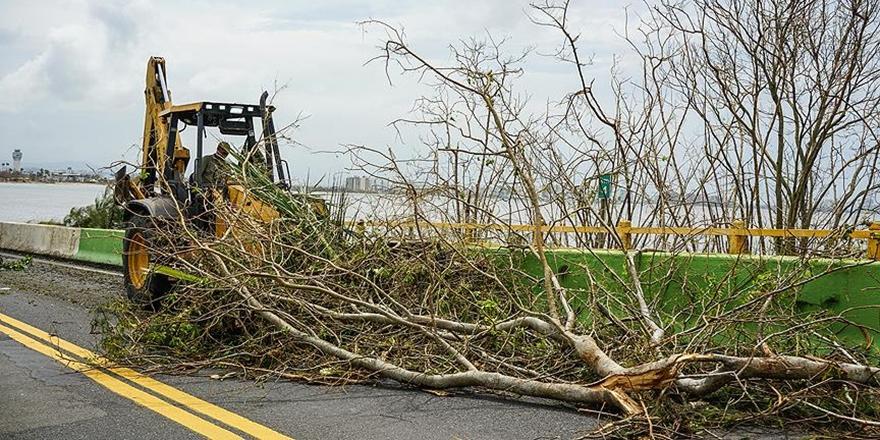 Porto Riko'daki Kasırga: Ölenlerin Sayısı 34'e Yükseldi