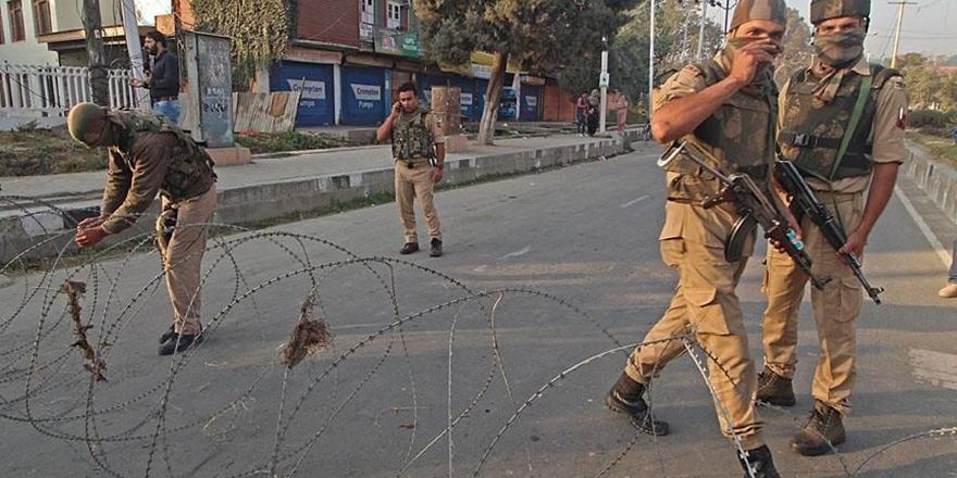 Keşmir Sınırında Çatışma: 3 Pakistan Askeri Öldü