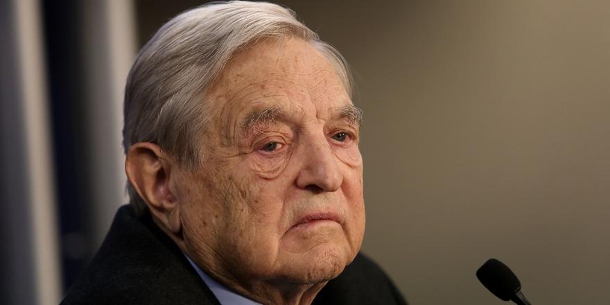 Her Taşın Altında Soros'u Ararsan, Kesin Bulursun!