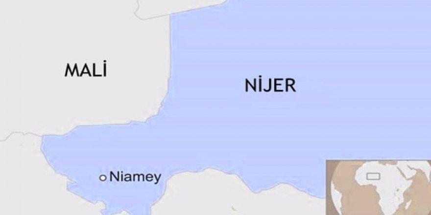 Nijer-Mali Sınırında ABD Askerlerine Pusu
