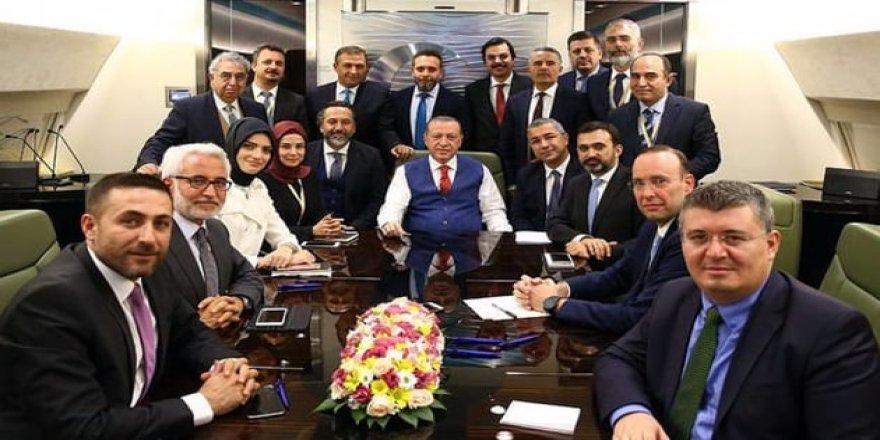 Erdoğan'dan İran, Suriye ve IKBY Değerlendirmeleri