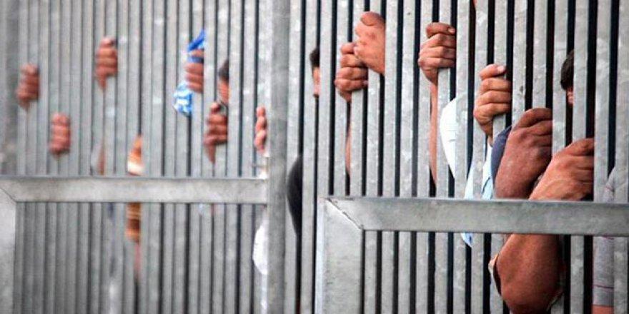 """""""AB Hapishaneleri Aşırı Kalabalık"""""""