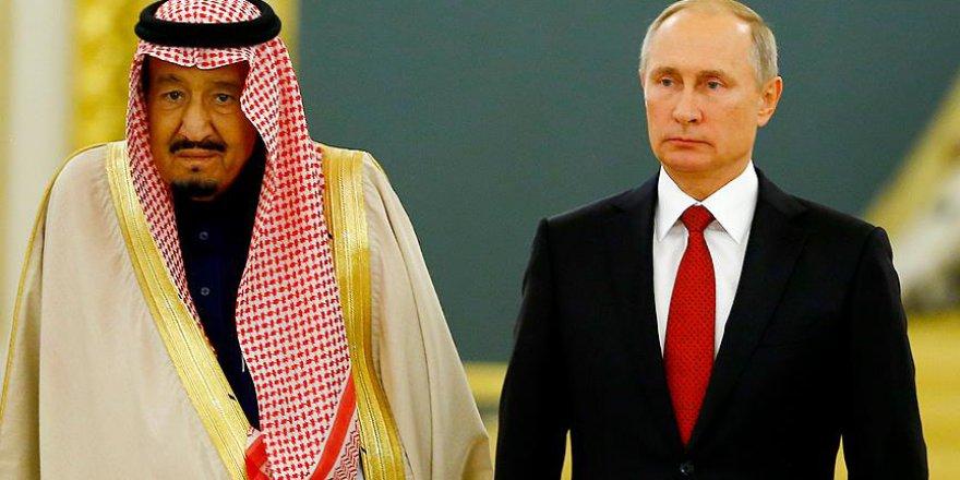 Rusya ile Suudi Arabistan Askeri Sistemler İçin Anlaştı