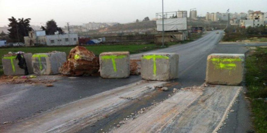 Ramallah'ta Çatışma: 12 Filistinli Yaralandı
