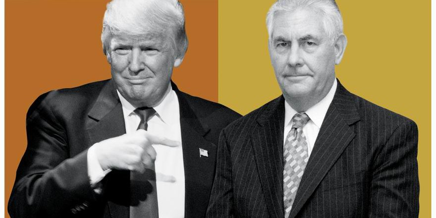 ABD Dışişleri Bakanı Tillerson'ın Görevden Alınacağı İddia Edildi