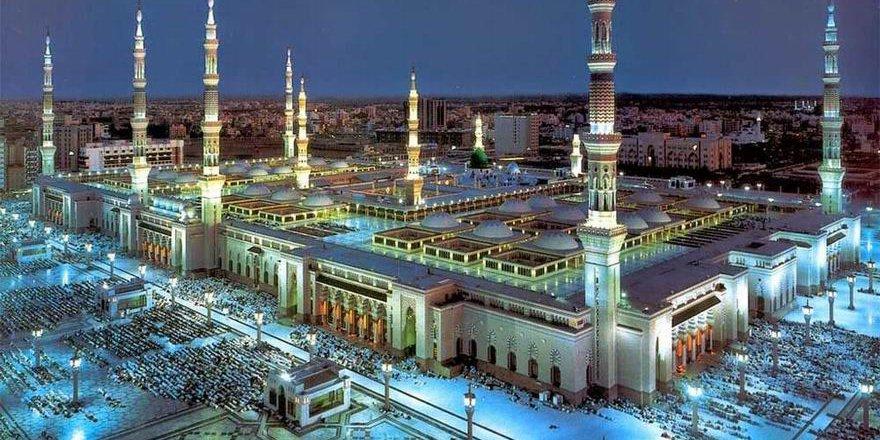 Medine Sadece Dua Edilecek Bir Şehir Olmaktan Çıkıyor