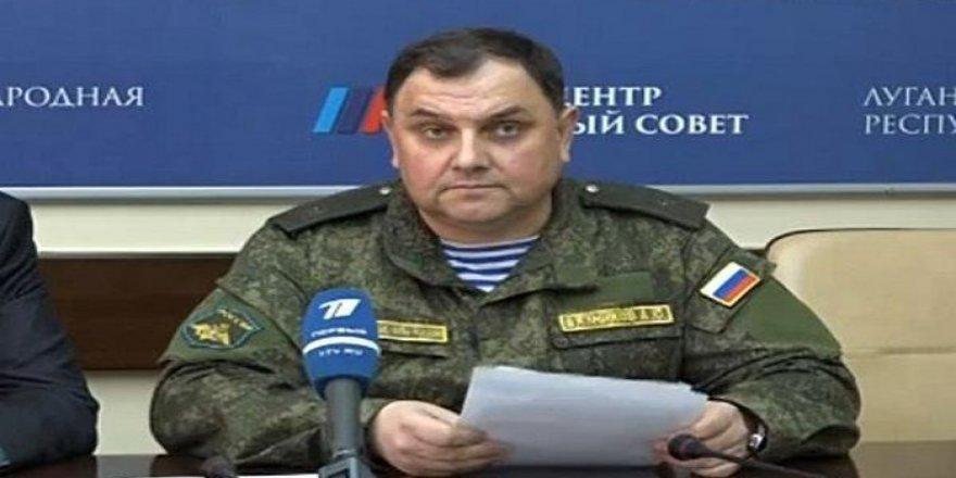 IŞİD Rus Generali Esir Aldı
