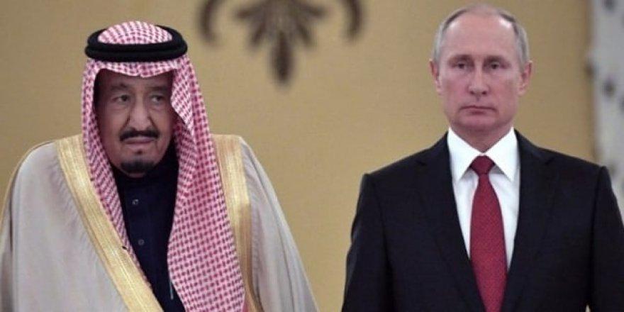 Kral Selman'dan Rusya Açıklaması