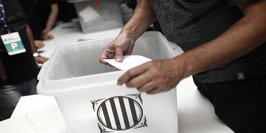 Katalonya Referandumun Resmi Sonuçlarını Açıkladı