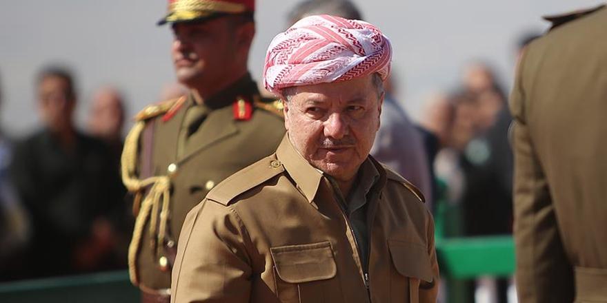 Barzani Kerkük'ten Çekilme İçin Rakip Kürt Partilerini Suçladı