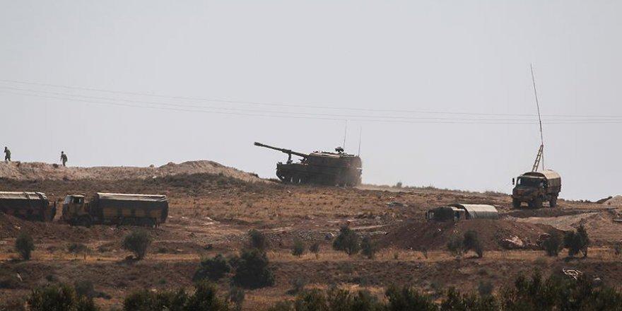 İdlib İçin Komando ve Zırhlı Araçlar Konuşlandırıldı