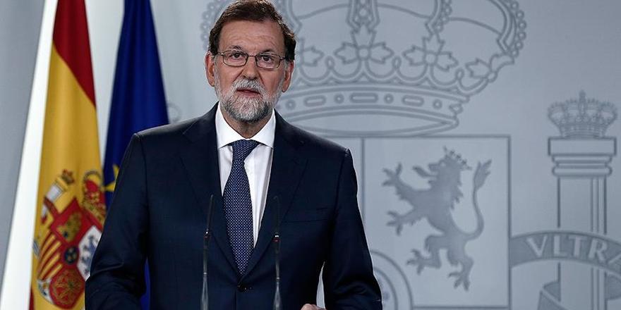 Rajoy: Katalonya'nın Bağımsız Olmasını Önleyeceğiz