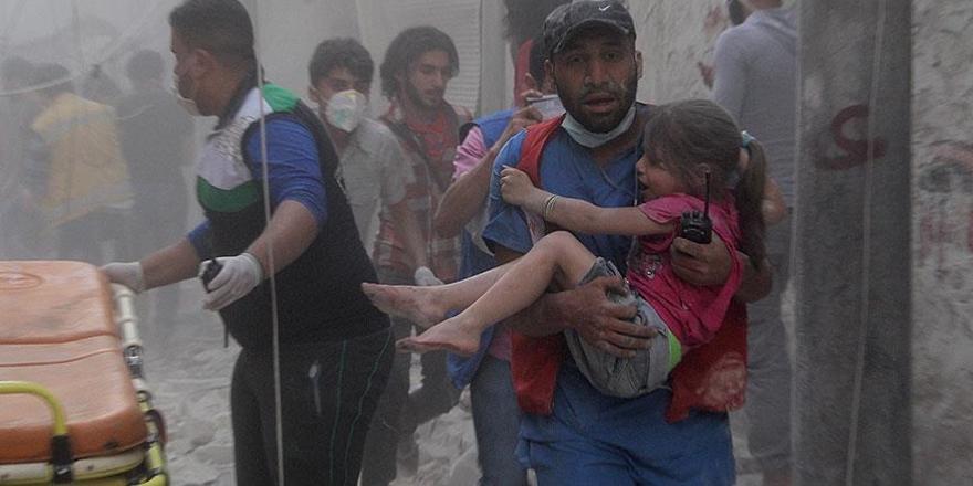 """""""Ekimde Suriye'deki Katliamlarda 435 Kişi Hayatını Kaybetti"""""""