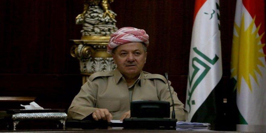 Barzani, Görev Süresinin Uzatılmasını Kabul Etmedi