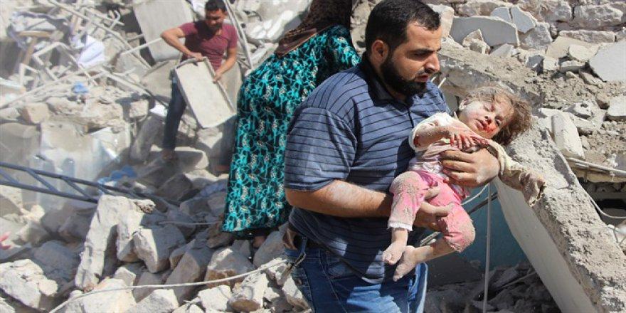 Esed Rejimi 9 Ayda 5 Bine Yakın Varil Bombası Kullandı