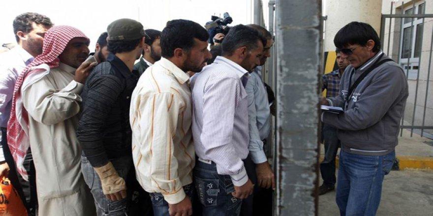 Belgesi Olmayan Suriyeliler Kent Dışına Çıkamayacak